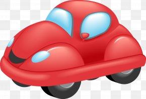 Cartoon Car - Car Automotive Design Drawing PNG