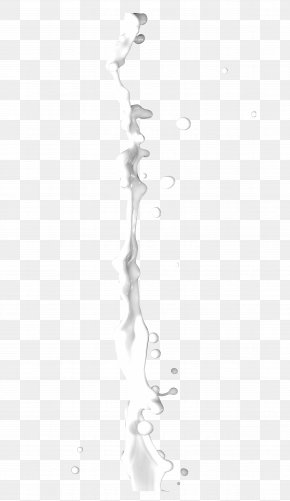 Milk - Milk White Splash PNG