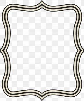 Slash Border Background - Sticker PNG