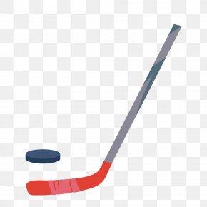 Hockey Curling Pole Vector Material - Euclidean Vector Hockey Adobe Illustrator PNG