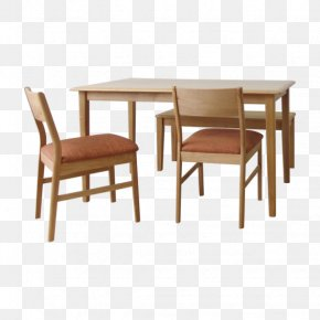 Table - Table Chair Dining Room Furniture Matbord PNG