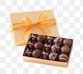 Chocolate Gift - Chocolate Truffle Chocolate Bar Chocolate Box Art PNG
