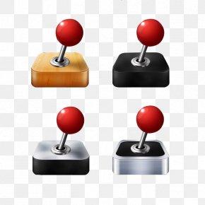 Game Rocker - Joystick Game Controller Icon PNG