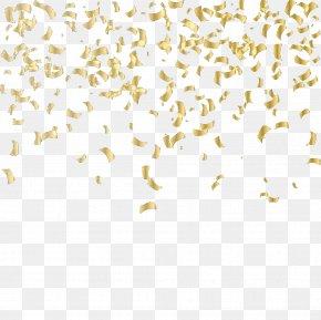 Golden Ribbon - Gold Gratis PNG
