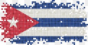 Vector Flag Of Cuba - Flag Of Bolivia Flag Of The United Arab Emirates Flag Of Mexico PNG