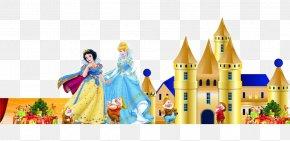 Disney Princess Castle - Cinderella Sleeping Beauty Castle The Walt Disney Company Disney Princess PNG