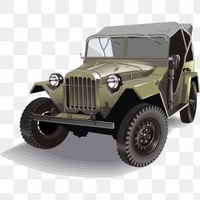 Jeep - Jeep Car Willys MB Off-road Vehicle PNG