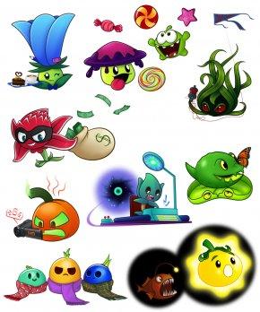 Plants Vs Zombies - Plants Vs. Zombies 2: It's About Time Plants Vs. Zombies Heroes DeviantArt Fan Art PNG