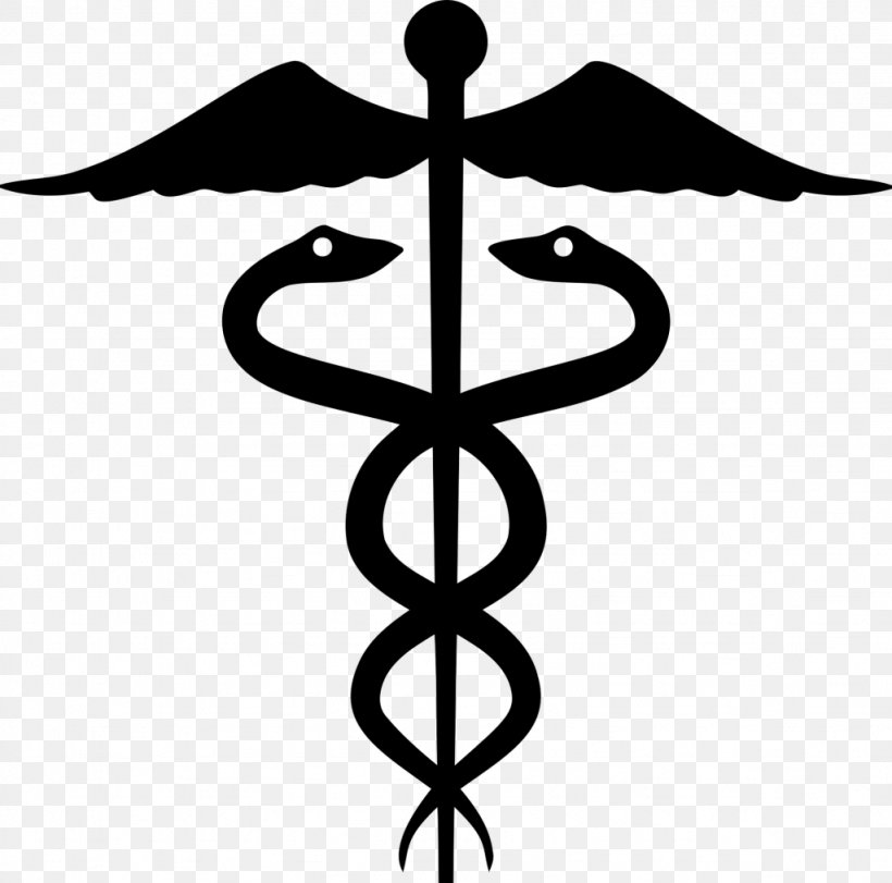 Staff Of Hermes Rod Of Asclepius Caduceus As A Symbol Of