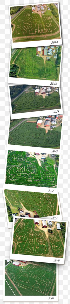 Corn Maze - Etsch Farms Corn Maze Hayride Haunted Attraction PNG
