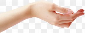 Woman Slender Arm - Hand Itch Infection Arm PNG