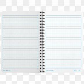 Notebook - Notebook Standard Paper Size Organization PNG