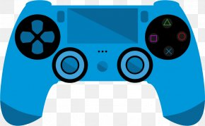 Playstation - Sony PlayStation 4 Slim Sony DualShock 4 Game Controllers PNG