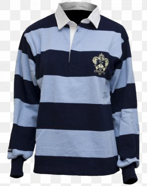 T-shirt - T-shirt Rugby Shirt Sleeve PNG