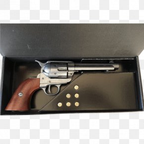 Trigger Colt Single Action Army Revolver Firearm .45 Colt PNG