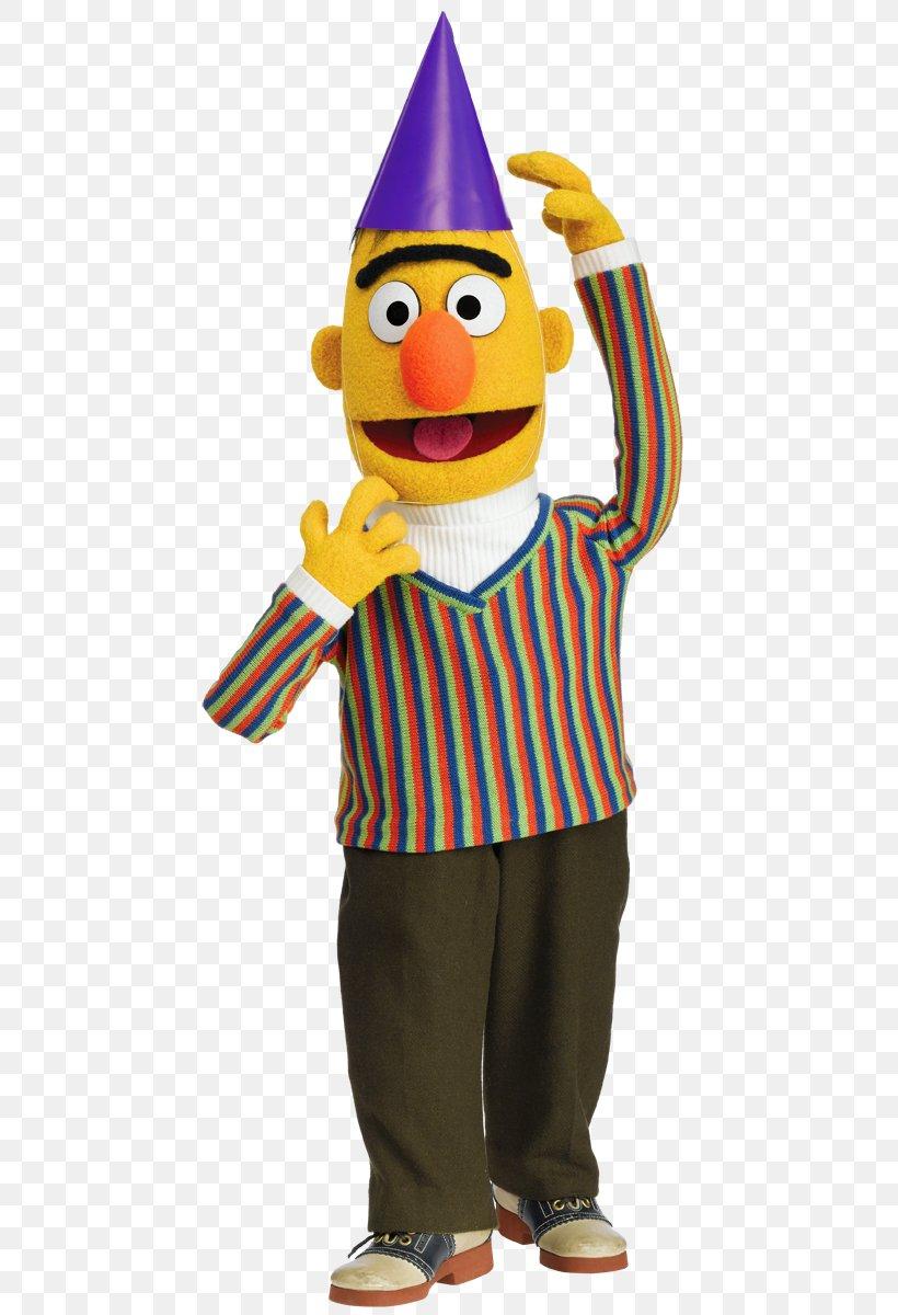 Bert Enrique Grover Elmo Big Bird Png 460x1200px Bert
