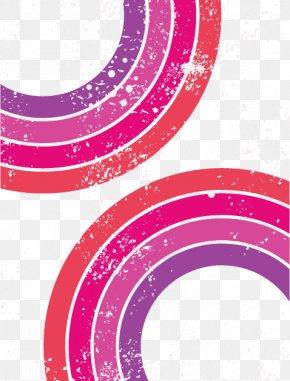 Half Circle Decoration Vector - Circle Euclidean Vector Download PNG