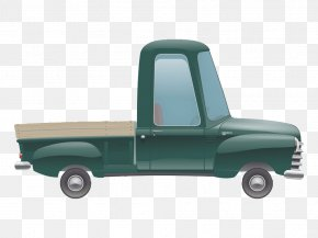 Truck - Pickup Truck Car Automotive Design PNG