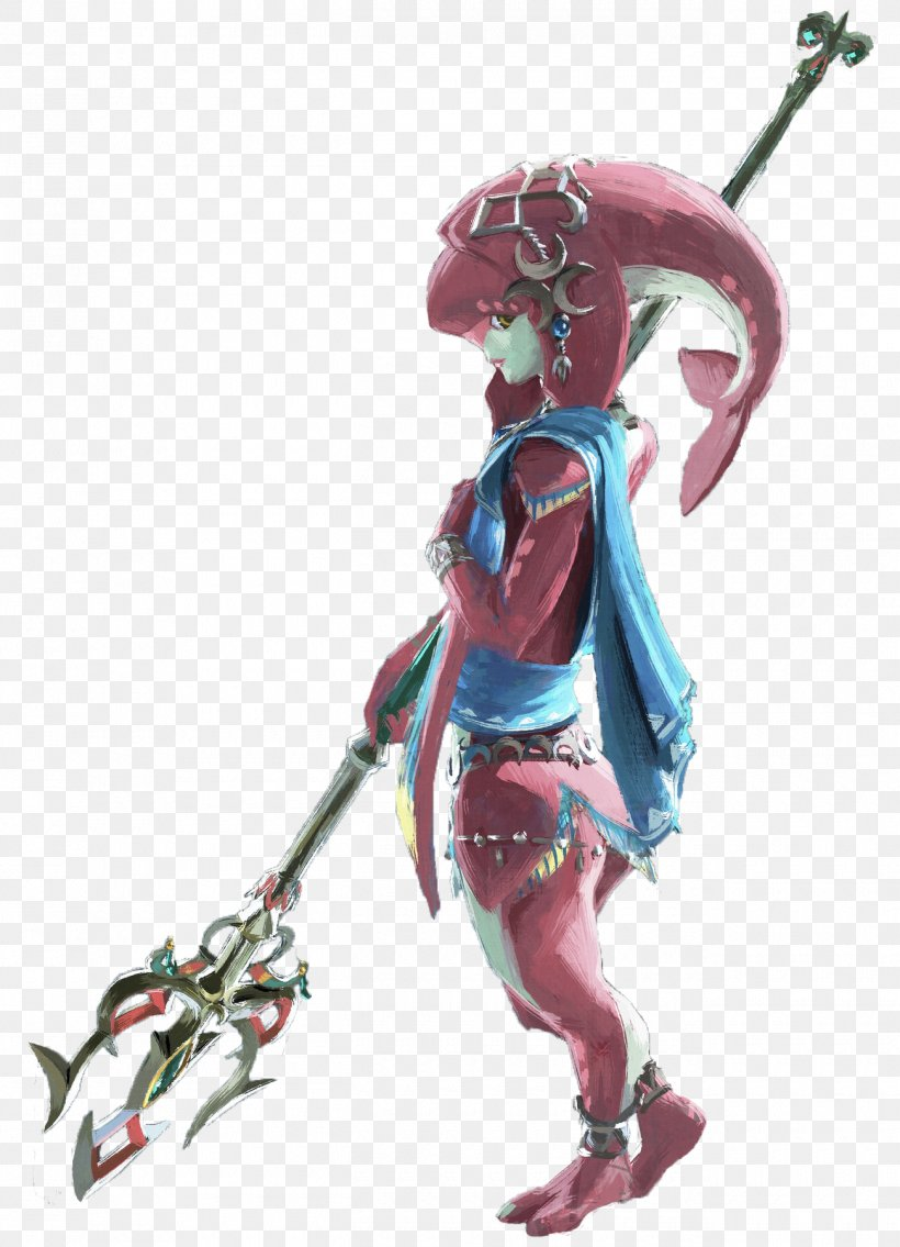 The Legend Of Zelda: Breath Of The Wild Princess Zelda The Legend Of Zelda: Majora's Mask The Legend Of Zelda: Skyward Sword The Legend Of Zelda: Twilight Princess HD, PNG, 1300x1800px, Legend Of Zelda Breath Of The Wild, Action Figure, Art, Costume Design, Fictional Character Download Free