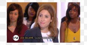 Golden Scriptz Ent - Léa Salamé On N'est Pas Couché Television Show France 2 PNG