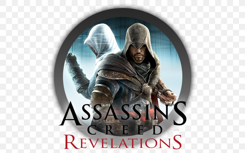 Assassin's Creed: Revelations Assassin's Creed: Brotherhood Ezio Auditore Assassin's Creed IV: Black Flag Video Games, PNG, 512x512px, Assassins Creed Revelations, Actionadventure Game, Adventure Game, Assassins Creed, Assassins Creed Brotherhood Download Free