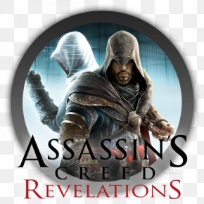 Assassin Icon - Assassin's Creed: Revelations Assassin's Creed: Brotherhood Ezio Auditore Assassin's Creed IV: Black Flag Video Games PNG
