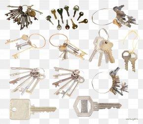 Key - Key Lock Clip Art PNG