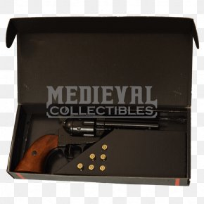 Weapon - Colt Single Action Army Revolver Firearm Pistol Weapon PNG