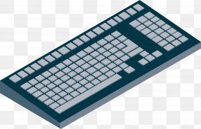 Cartoon Keyboard - Computer Keyboard Cartoon PNG