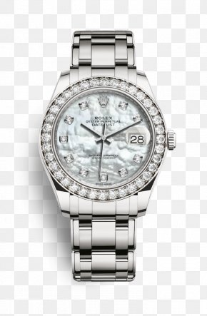 Rolex - Rolex Pearlmaster Watch Rolex Oyster Perpetual Jewellery PNG