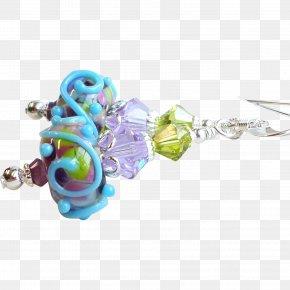 Jewellery - Bead Earring Turquoise Bracelet Body Jewellery PNG