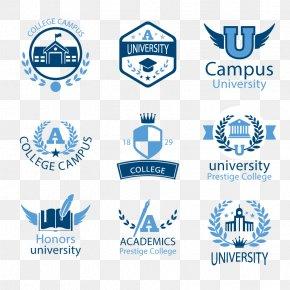 Vector Education LOGO - Logo University Euclidean Vector Icon PNG