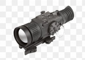 Scopes - Thermal Weapon Sight Thermography Telescopic Sight Thermographic Camera PNG