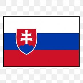 Flag - Flag Of Slovakia T-shirt National Flag PNG