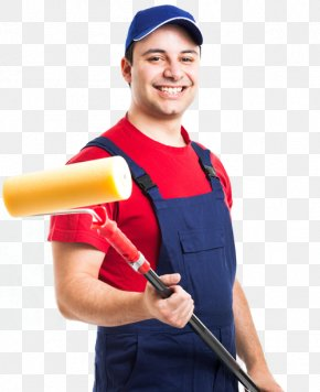 Painter - House Painter And Decorator Painting General Contractor Building PNG