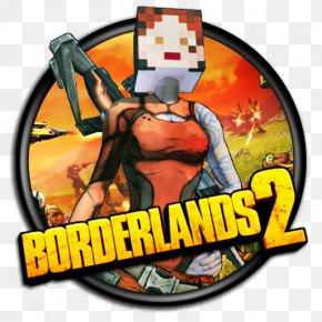 Borderlands 2 - Borderlands 2: Volume Two Original Soundtrack PlayStation 3 Logo Font PNG