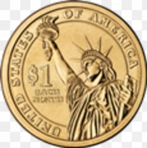 United States - United States Dollar Dollar Coin Presidential $1 Coin Program PNG
