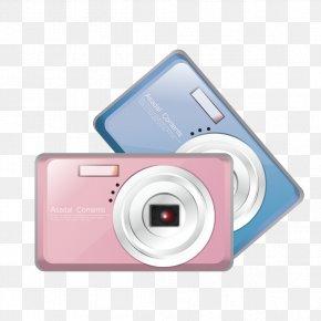 Digital Cameras - Digital Data Digital Camera PNG