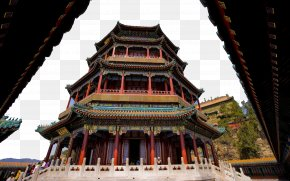 Beijing Summer Palace Landscape Eleven - Old Summer Palace Temple Of Heaven U4f5bu9999u95a3 Huangshan PNG