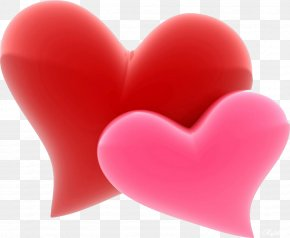 LOVE - Love Heart Valentine's Day Clip Art PNG