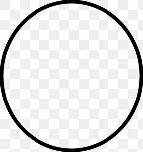Circle Photos - Circle Area Angle Point Black And White PNG