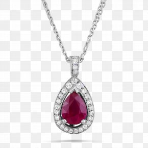 NECKLACE - Jewellery Necklace Ruby Charms & Pendants Amazon.com PNG