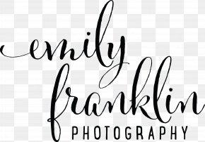 Emily Rudd - Logo Font Brand Photography Line PNG