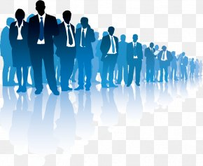 Business People Silhouettes - Factoring Business Small And Medium-sized Enterprises Consultant Marketing PNG