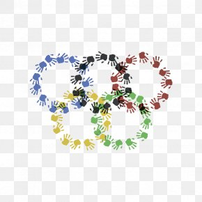 The Olympic Rings - 2016 Summer Olympics Winter Olympic Games Olympic Symbols Olympic Flame PNG