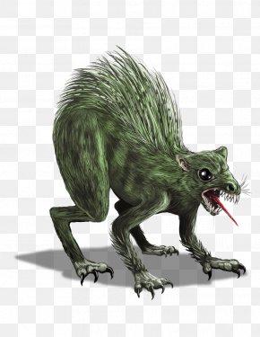 Goat - Bigfoot Chupacabra Goat Monster Legendary Creature PNG