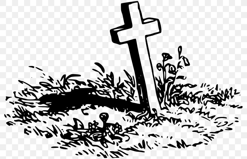 Grave Cemetery Headstone Clip Art, PNG, 800x529px, Grave, Area, Art, Artwork, Black And White Download Free