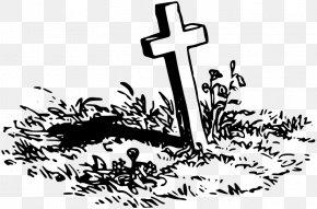 Grave - Grave Cemetery Headstone Clip Art PNG