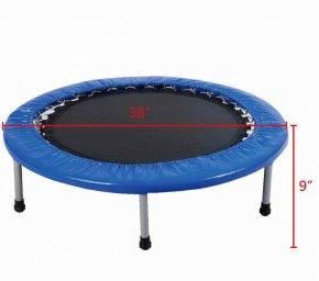 Trampoline - Bungee Trampoline Trampette Physical Exercise Sport PNG