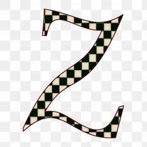 Letter Z - Letter Case Font PNG